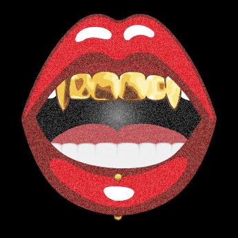 Red Lips and Decibels